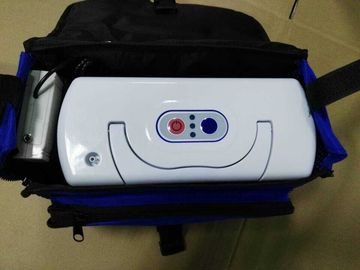 چین Travel Oxygen Concentrator Humidifier Portable Intelligent Control کارخانه
